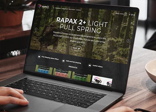 Rapax springs
