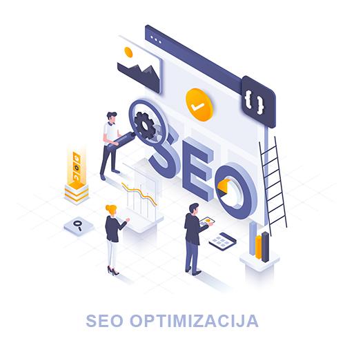 Optimizacija sajta za google